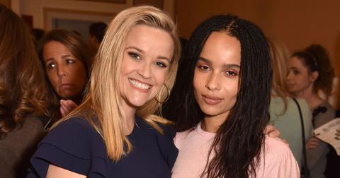 Reese Witherspoon & Zoe Kravitz
