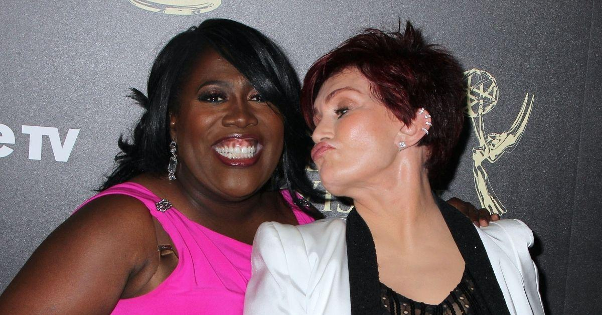 sharon osbourne screenshots messages apology sheryl underwood the talk