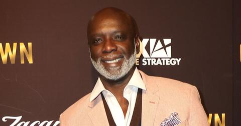 Peter Thomas Cynthia Bailey Feuding Ignores Mother's Day