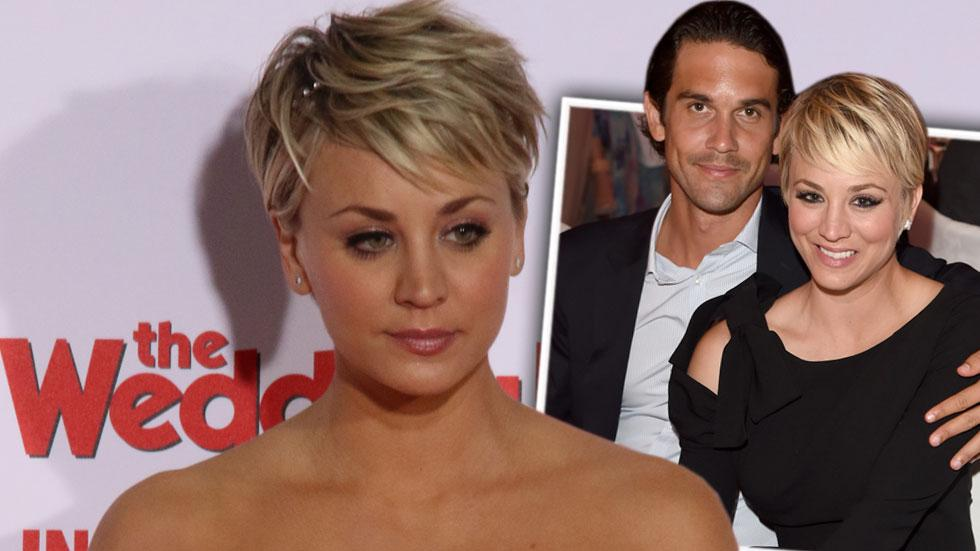 Kaley cuoco paranoid ryan sweeting cheating