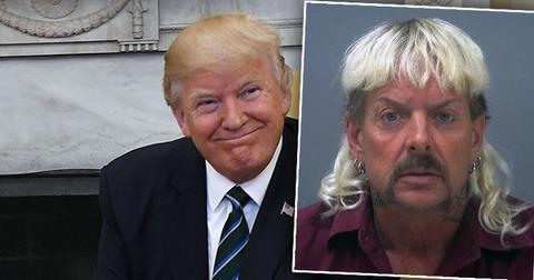 'Tiger King' Star Joe Exotic Is Confident President Trump Will Pardon Him