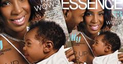 Kelly rowland son first photos titan jewell