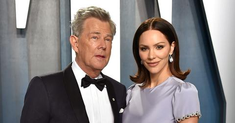 David Foster and Katherine McPhee Baby genger reveal