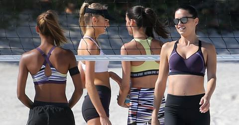 Victorias Secret Model Beach Body