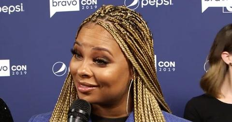 Eva Marcille At BravoCon Bravolebrities Questions