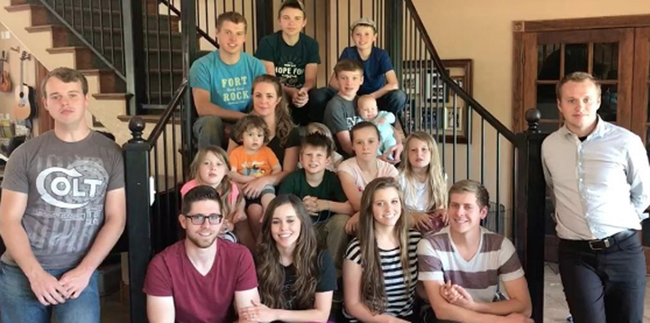 Duggars went all out for fathers day hero