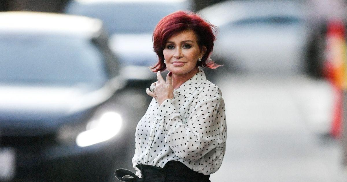 sharon osbourne the talk denies racism allegations