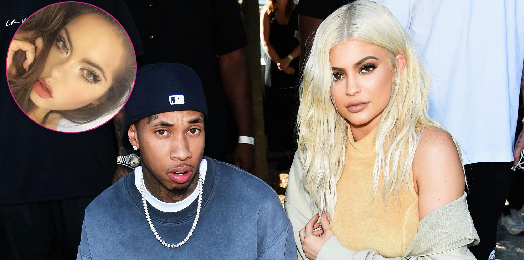 Kylie jenner demands tyga fire hot assistant