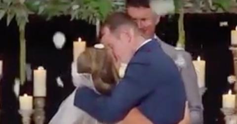 See joseph duggar kendra caldwell first kiss hero
