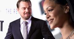 Leonardo Dicaprio Rihanna Dating Kissing