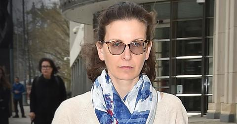 Seagram's Heiress [Clare Bronfman] Sentenced To Prison In NXIVM Sex Trafficking Case