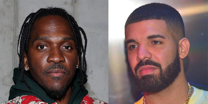 Everything to know about drake pusha t feud hero