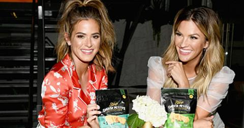 Jojo fletcher becca tilley take us inside bachelor mansion video