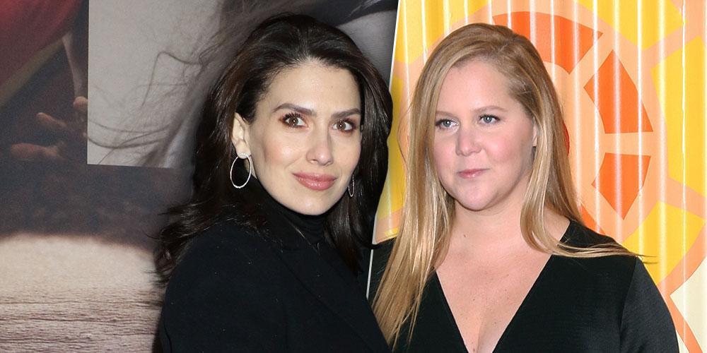 Amy Schumer Apologizes For Mocking Hilaria Baldwin's Post-Partum Body