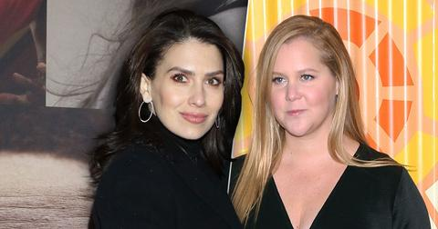 Amy Schumer Apologizes For Mocking Hilaria Baldwin's Post-Partum Body