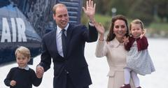 kate middleton prince William christmas card george charlotte pic pp