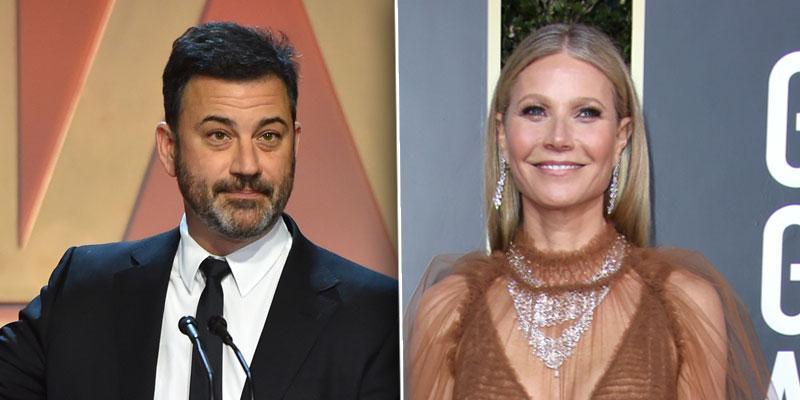 Jimmy Kimmel Gwyneth Paltrow Candle PP