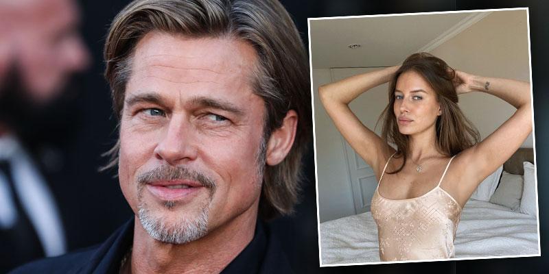 Brad Pitt Nicole Poturalsi