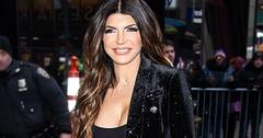 Teresa Giudice Anthony Delorenzo Spotted Dining Together