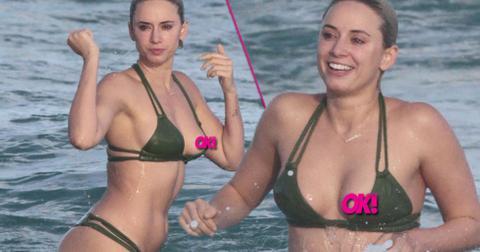 snapchat star yesjulz bikini nipple slip