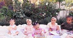 Kardashian kids post pic
