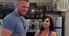 'Jersey Shore' Angelina Pivarnick Claims JWoww's Boyfriend Zack Hit On Her