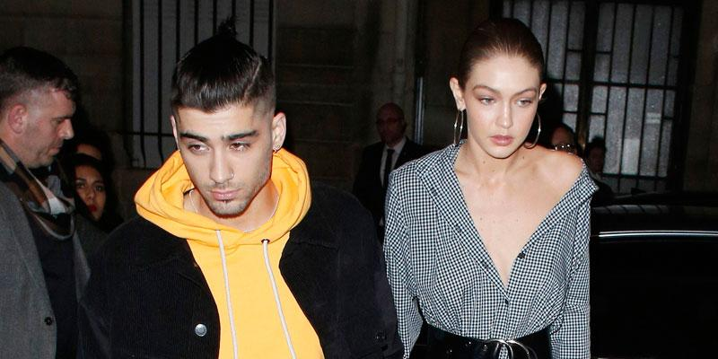 gigi hadid zayn malick break up pp
