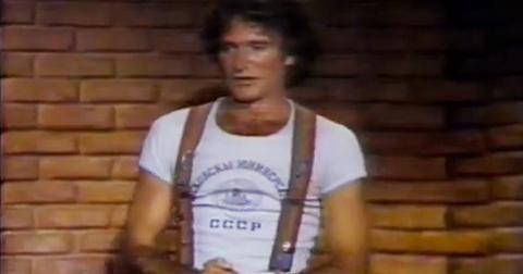 Robin Williams 1977