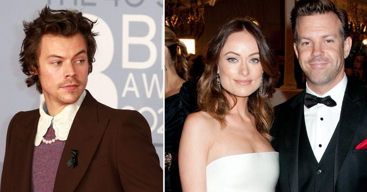 Is Harry Styles Responsible For Olivia Wilde & Jason Sudekeis' Split? Insiders Spill All