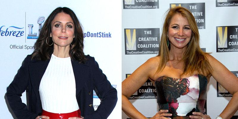 Bethenny Frankel Introduces Daughter To Jill Zarin After Falling Out PP