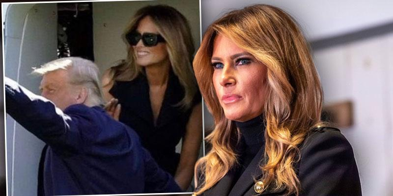 Does [Melania Trump] *Really* Have A Body Double? White House Insider Tells All