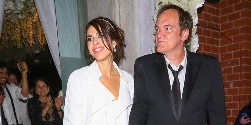 Quentin Tarantino Married PP