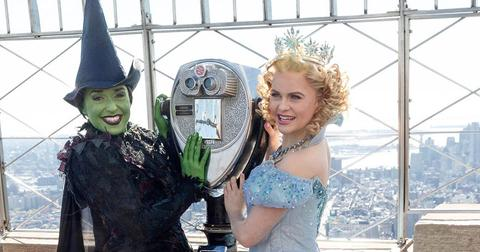 Wicked cast pp