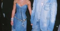 Britney and Justin in matching denim