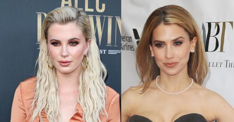 Ireland Baldwin and Hilaria Baldwin