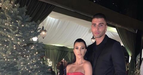 Kourtney Kardashian Poses With Ex Younes Bendjima In New Photo