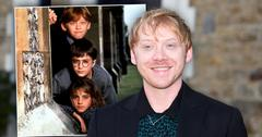 Rupert Grint Would 'Never Say Never' Over His Return To 'Harry Potter'