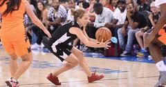 Kendra wilkinson heartbreak celebrity basketball game main
