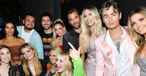 Cast of 'The Hills: New Beginnings' At The Premiere