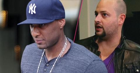 Lamar odom best friend jamie dad speaks