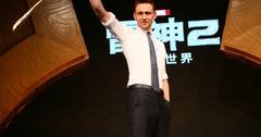Tom Hiddlestone Beijing 1
