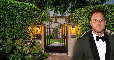 Blake Griffin Buys Home In Brentwood