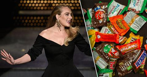 Adele 'Insisted' All Snacks Be Removed From 'SNL' Dressing Room