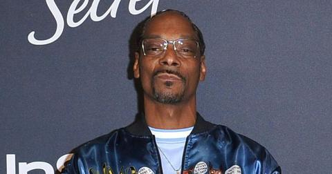 Snoop Dogg On Red Carpet