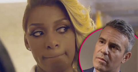 Nene leakes abandoned by mother