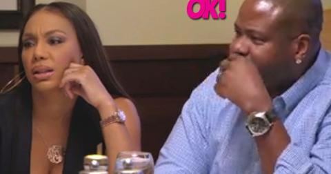 Tamar Braxton Argues With LaShawn Daniels
