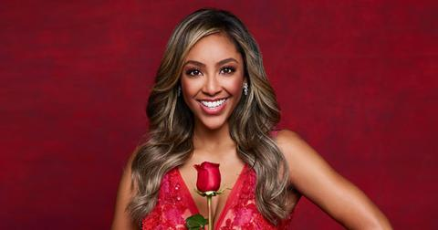 The Bachelorette Yahshia Adams: Say What?! [Tayshia Adams] Fell In Love 'With Multiple People' On 'The Bachelorette'