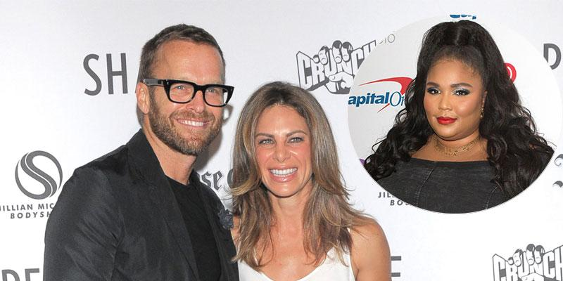 Bob Harper And Jillian Michaels On Red Carpet Lizzo Inset