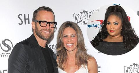 Bob Harper And Jillian Michaels On Red Carpet Lizzo Inset