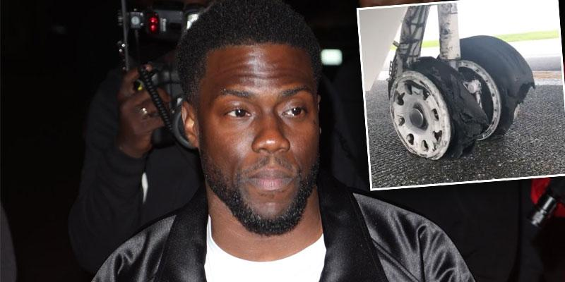 Kevin hart plane accident pp